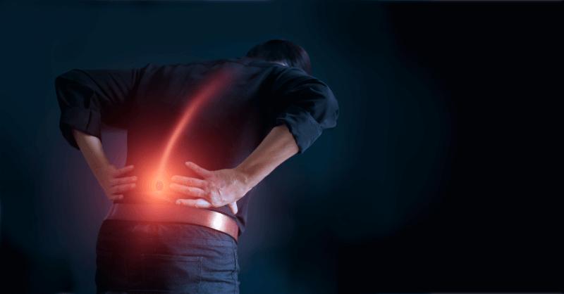 Dorn-Therapie Rückenschmerz
