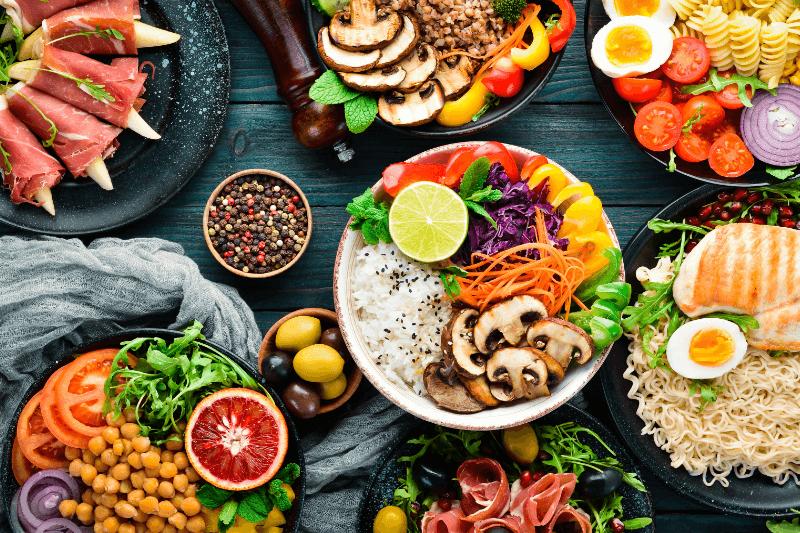 Chinesische Diätetik Ernährung nach den 5 Elementen