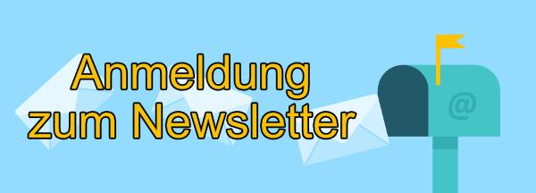Anmeldung Punktuell Newsletter