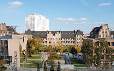 Eine Weiterbildung mit purer Faszination an der Charité Campus Berlin Mitte | Monats-Post #4 2021